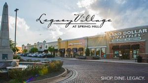 Legacy Village at Spring Hill Shopping Center